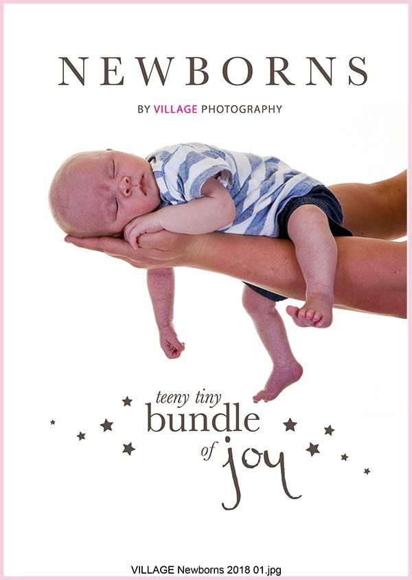 Newborns Photography Studio Guide